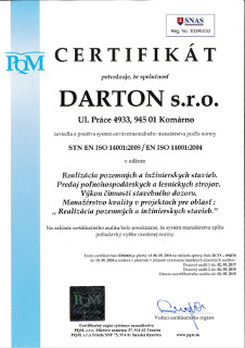 Certifikát #3