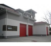 Rekonštrukcia obecnej hasičskej zbrojnice Pribeta